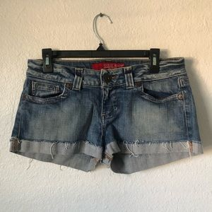Guess | Low Rise Jean Shorts - Size 30